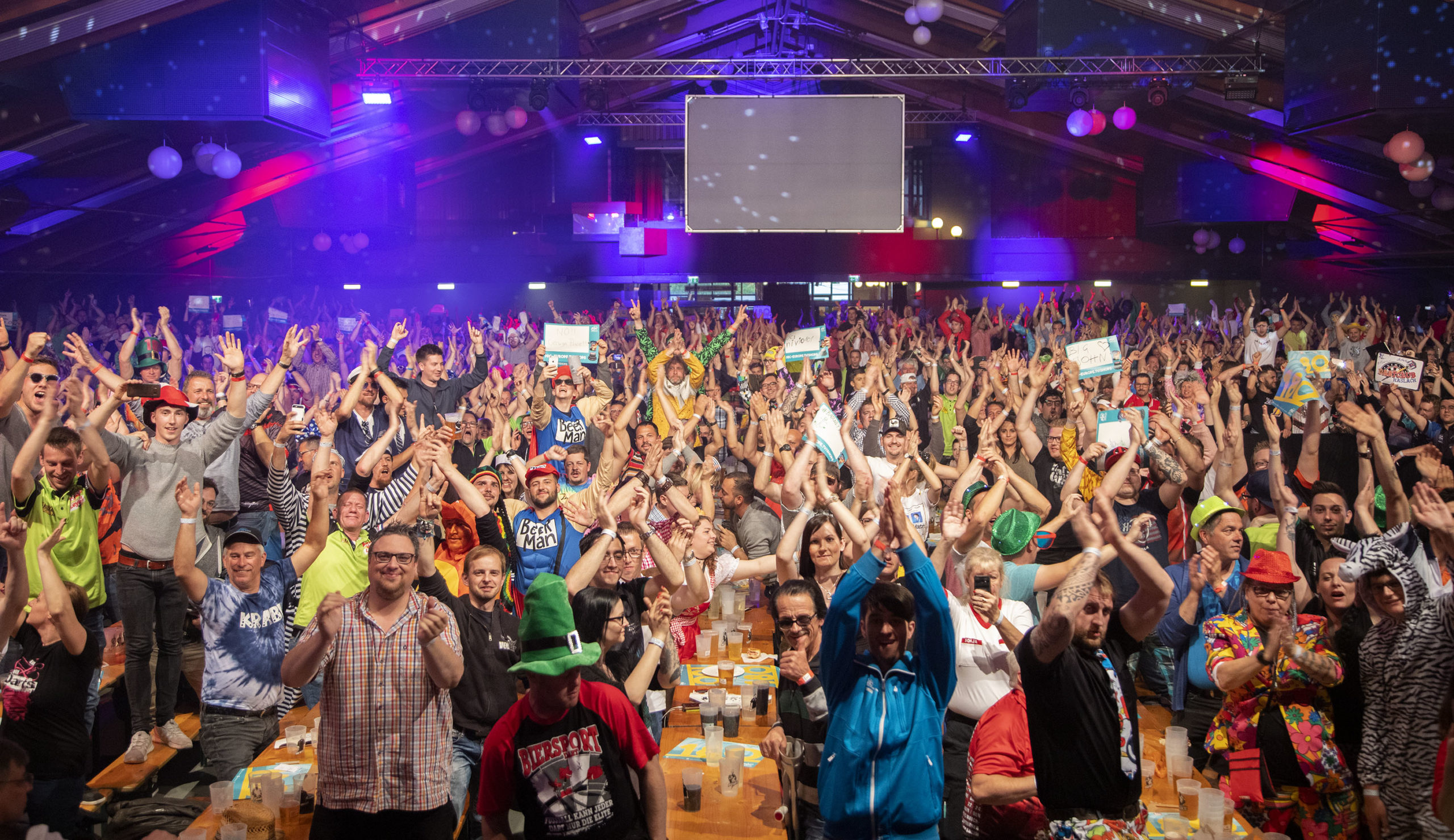 International Darts Open schedule and how to watch
