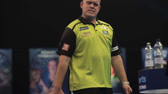 MvG and Anderson out on night five of World Grand Prix