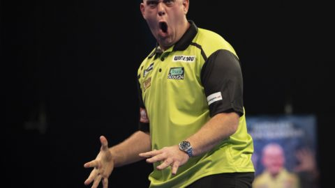 MvG and Price through on day two of Euro Tour