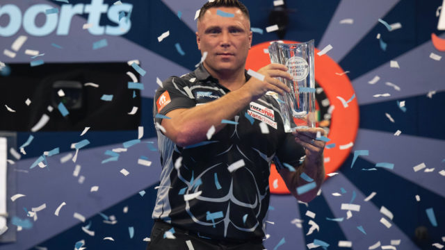 Price wins 2020 BoyleSports World Grand Prix final