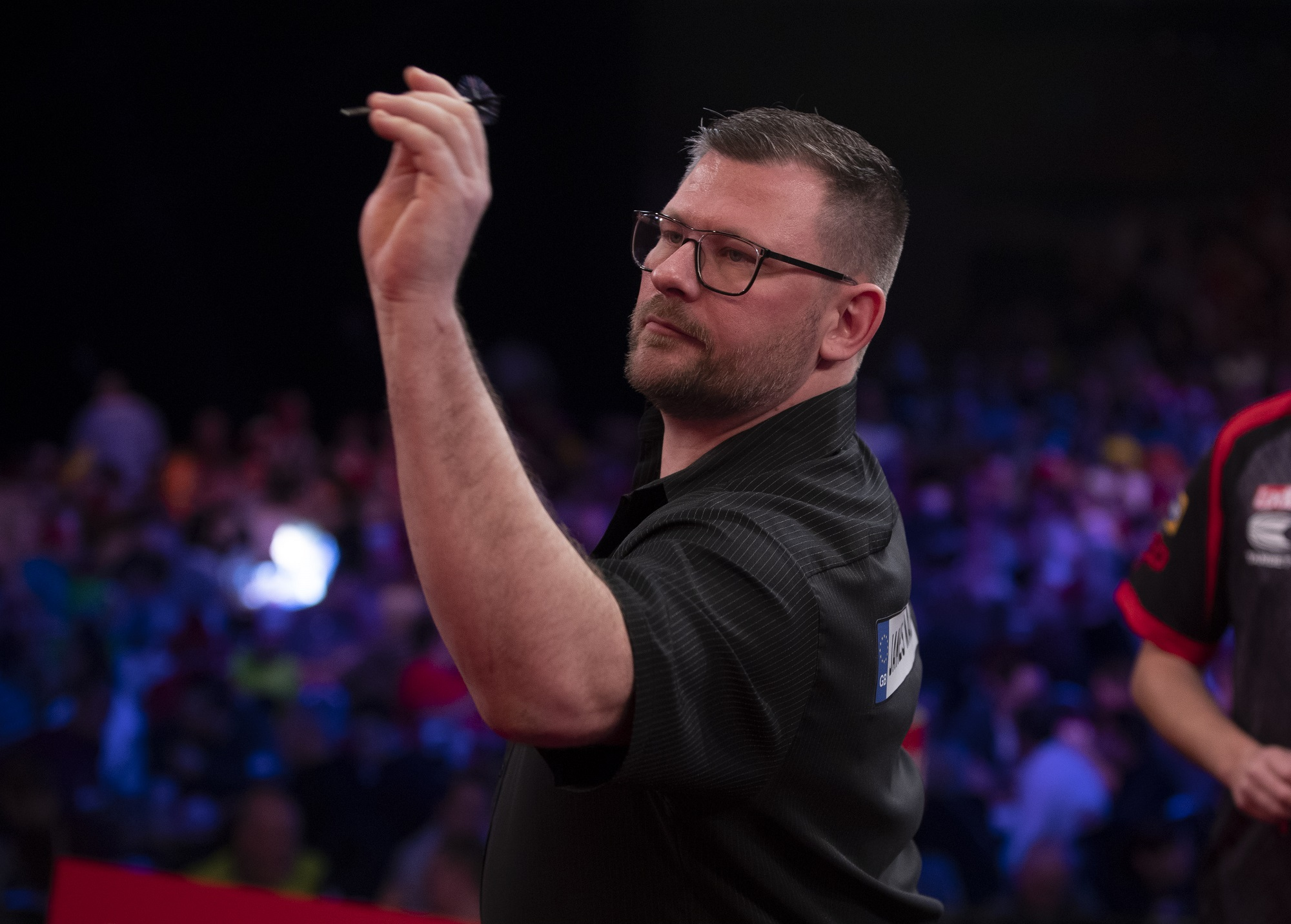 """James Wade on Barry Hearn stepping down """"I felt really disappointed."""""""