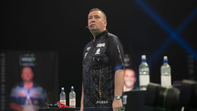 Glen Durrant looks back on testing positive for Covid-19