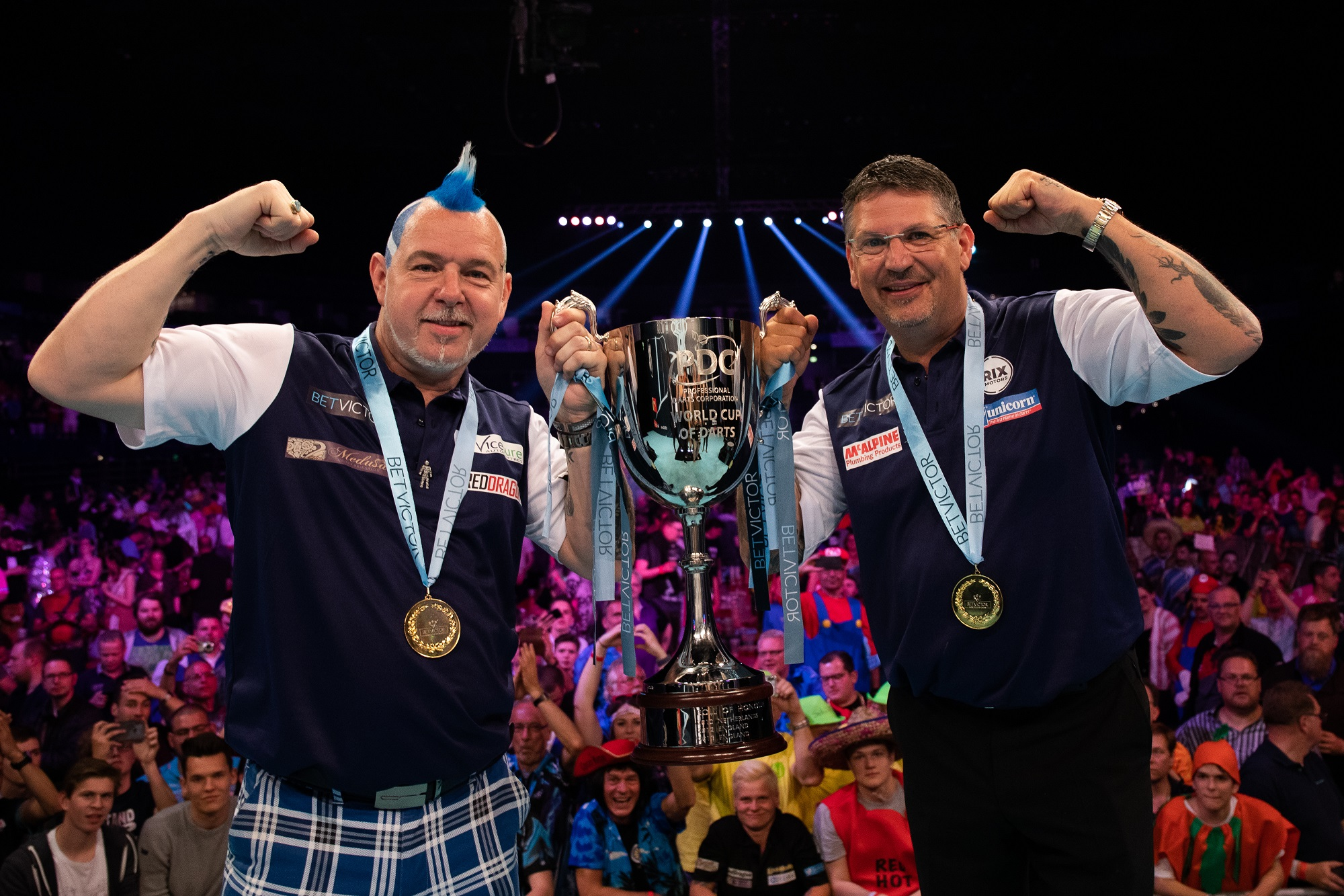 World Cup of Darts draw announced