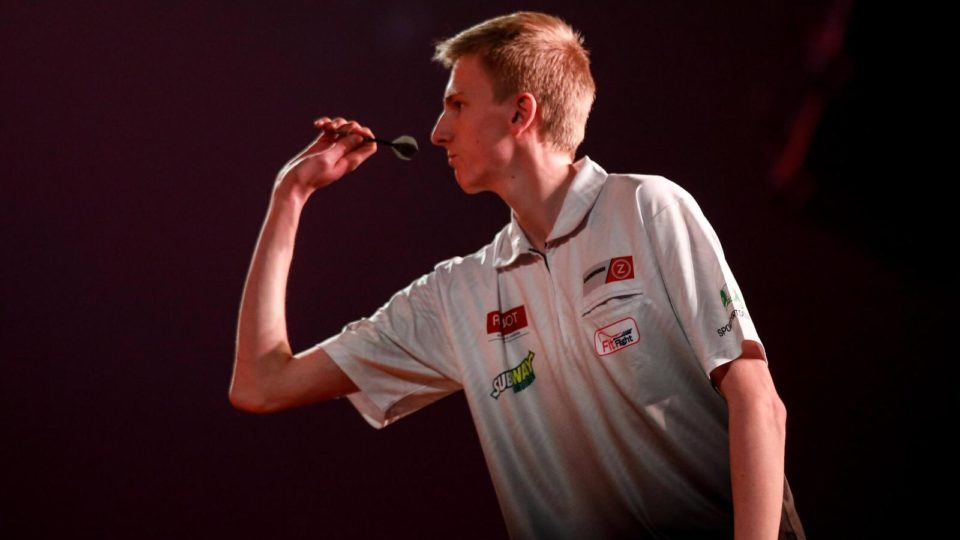 Wessel Nijman banned for five years after admitting match-fixing
