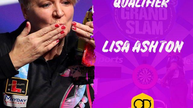 Ashton wins Women's Grand Slam qualifier