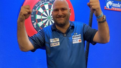 Scott Waites issues World Darts Championship rallying cry