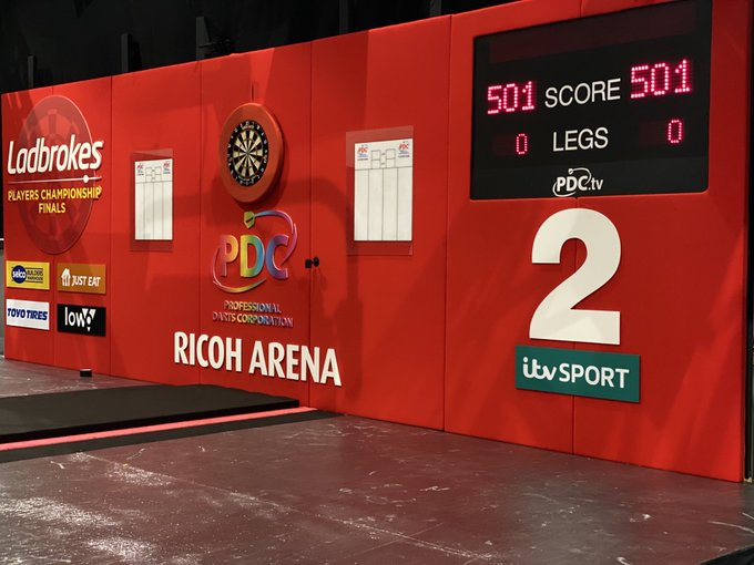 The Ladbrokes Players Championship Finals schedule, results and how to watch