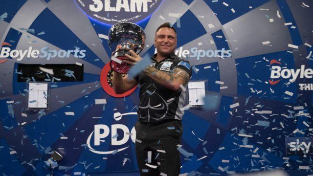 BoyleSports Grand Slam of Darts Preview