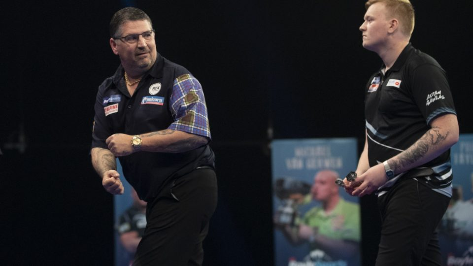 "Gary Anderson On Cheating ""If they do it, they're not darts players, they're cowards it's as simple as that."""