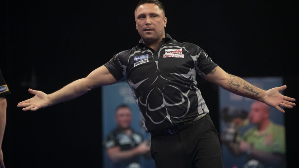 BoyleSports Grand Slam of Darts Day 6 Recommended Bets