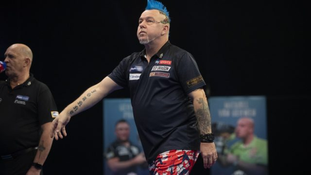 Wright knocked out on day four of Grand Slam of Darts
