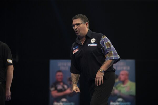 Gary Anderson On Cheating