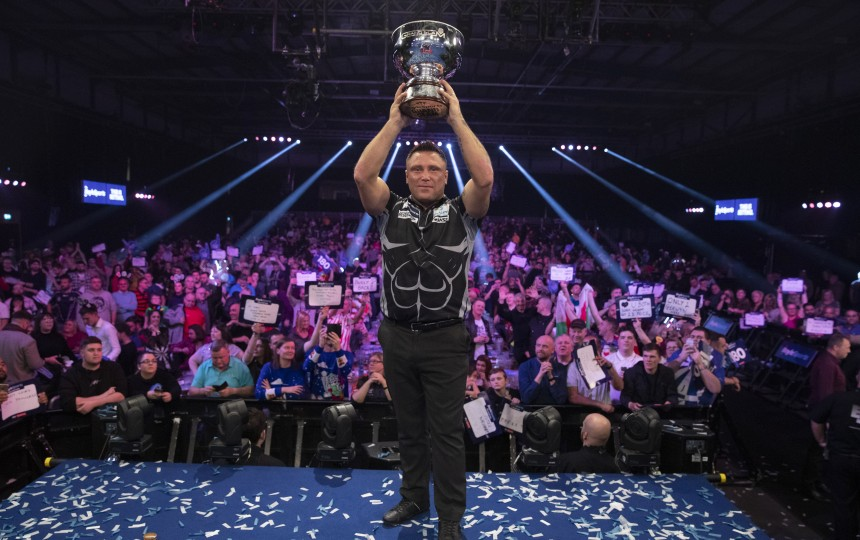 BoyleSports Grand Slam of Darts Day 1 Recommended  Bets