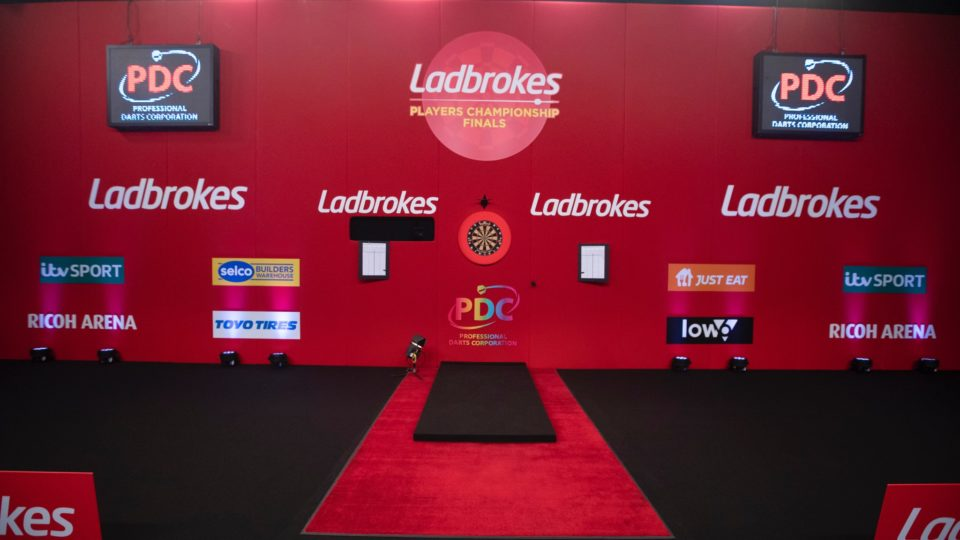 Ladbrokes Players Championship Finals: Day One Live Blog