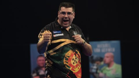 GRAND SLAM OF DARTS CHAMPION JOSE DE SOUSA: MY DREAM HAS COME TRUE
