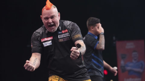 "Peter Wright could have quit darts ""quite easily"""