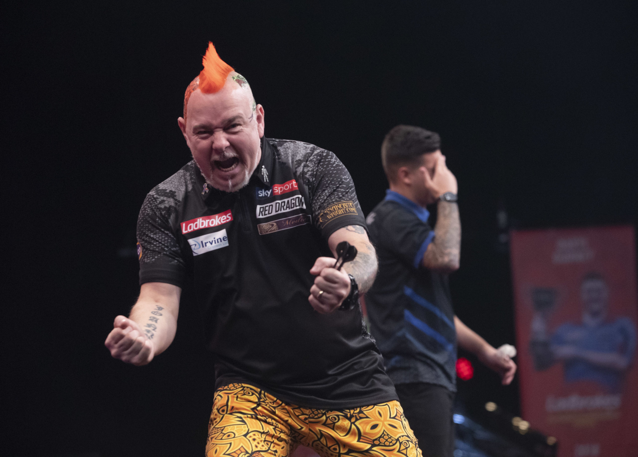 """Peter Wright could have quit darts """"quite easily"""""""