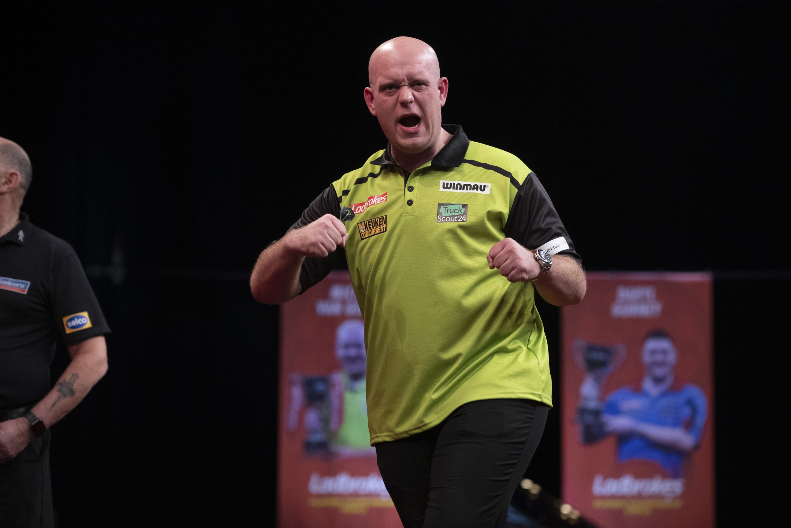 Top three remain after day two of Players Championship Finals