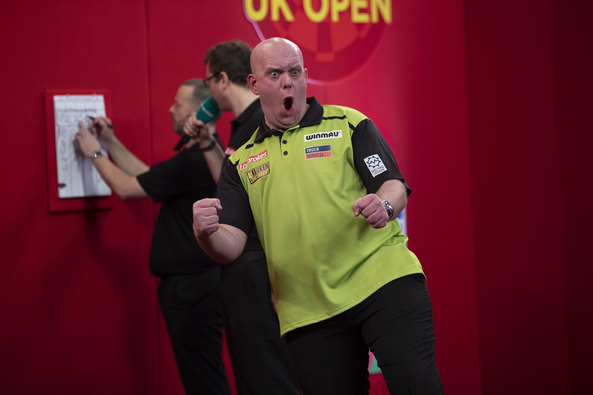 Day One of Players Championship Finals sees top three win