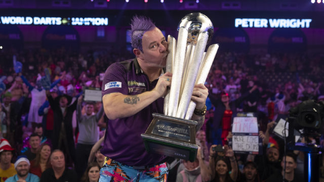 World Darts Championship dates announced