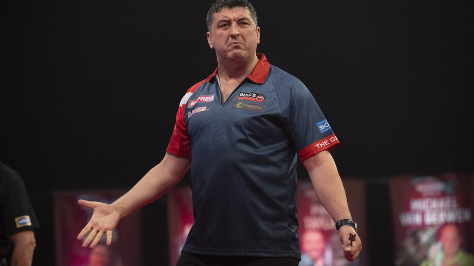 Suljovic Withdraws From Ladbrokes Players Championship Finals