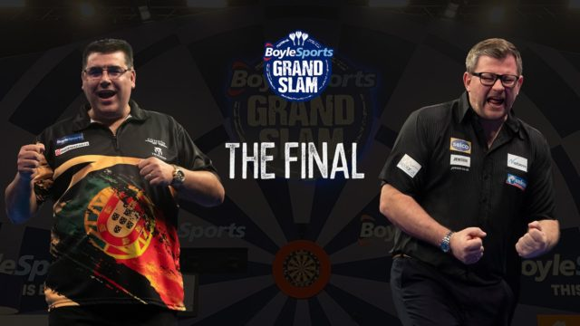 Boylesports Grand Slam of Darts Live Blog: The Final