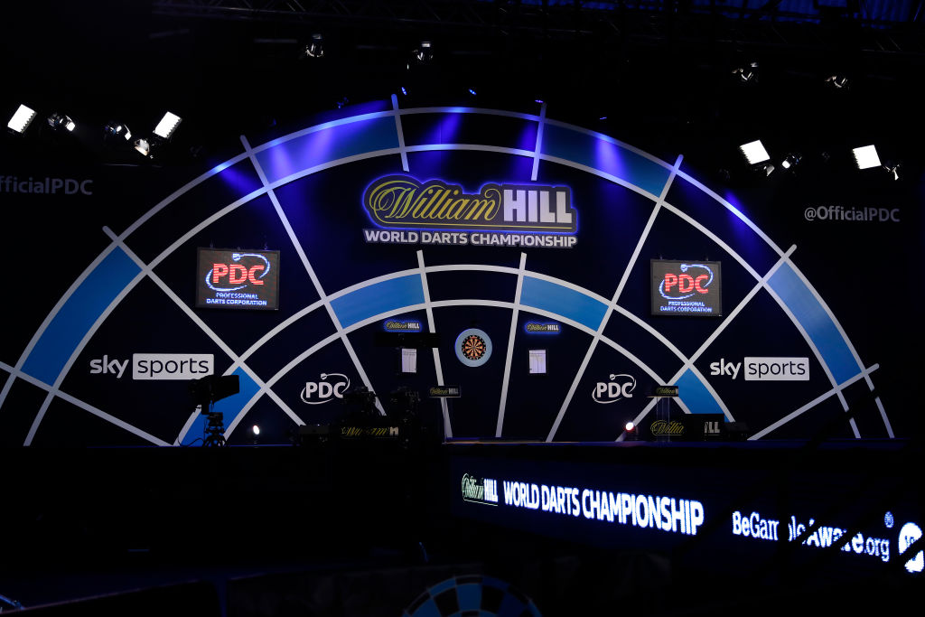 How Live Stream PDC World Championships