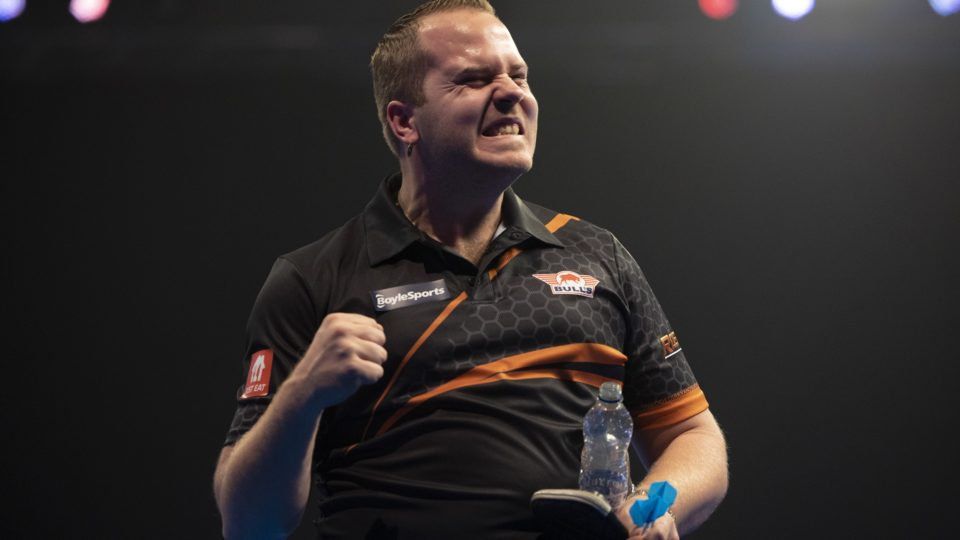 Van Duijvenbode wins first ever title at PDC Super Series