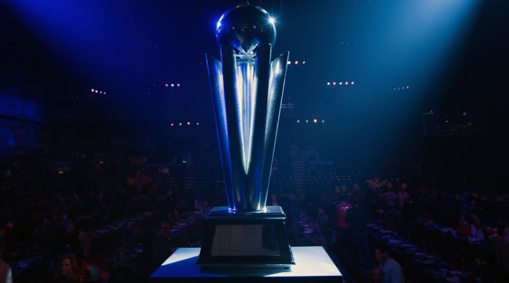 2021 PDC World Championships Field Confirmed