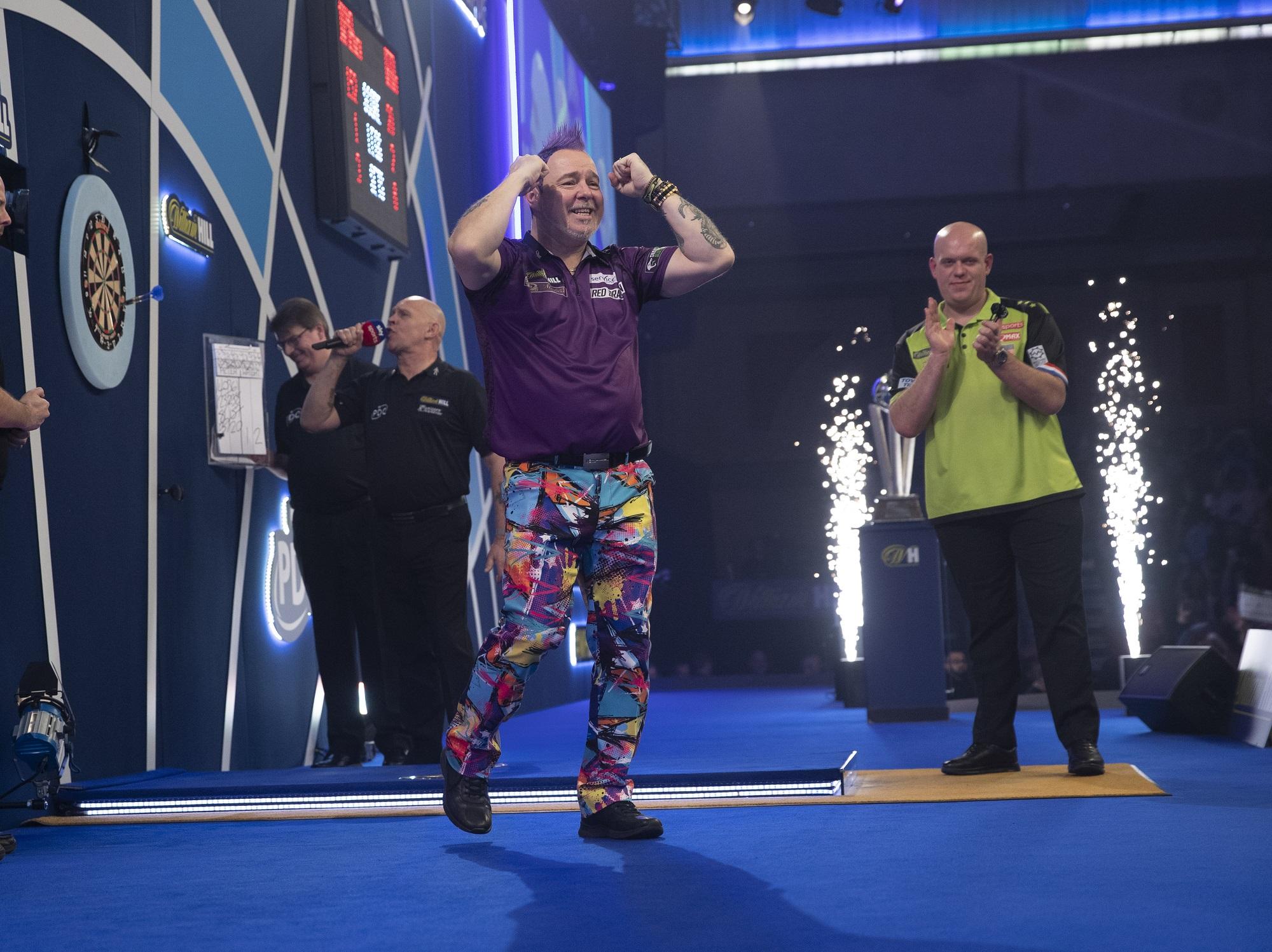 World Darts Championship Schedule Released