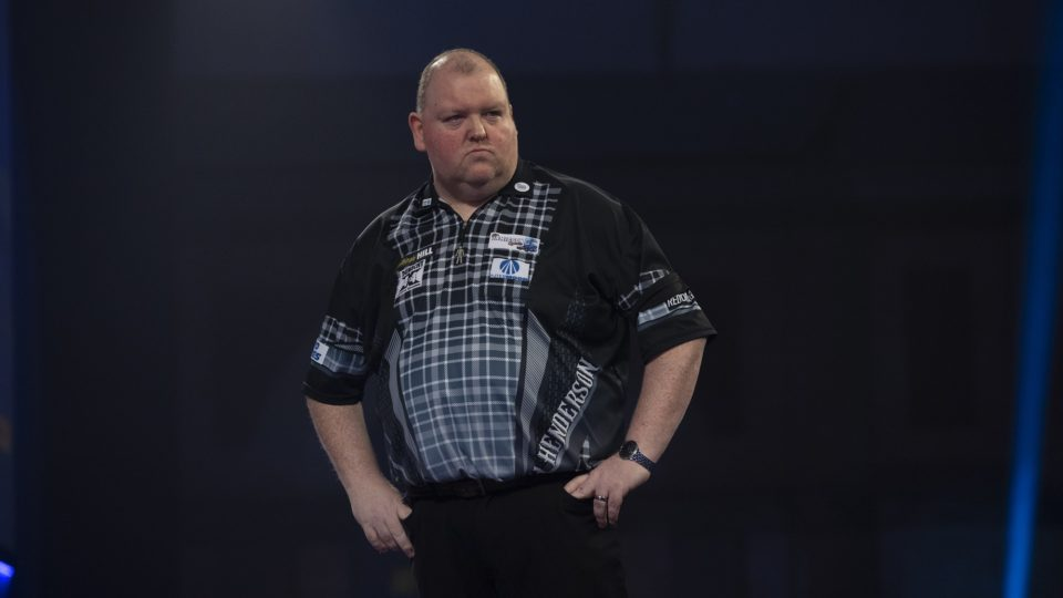 "John Henderson says his World Darts Championship victory was ""god awful"""
