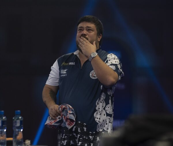"""Danny Baggish on winning his tour card """"When I lost 6-2 I thought I'd bottled it."""""""