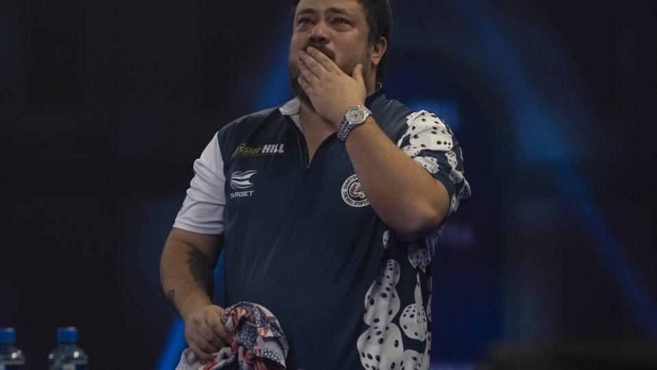 Danny Baggish dedicates second round World Darts Championship win to brother