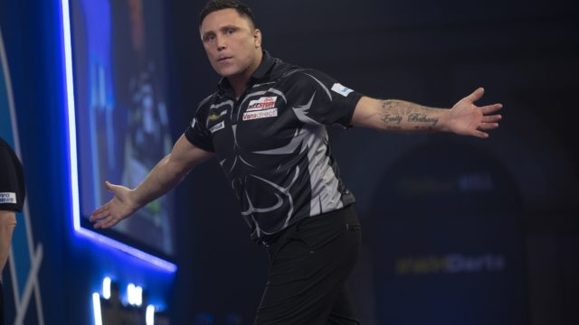 Price progresses on day 13 at World Darts Championship