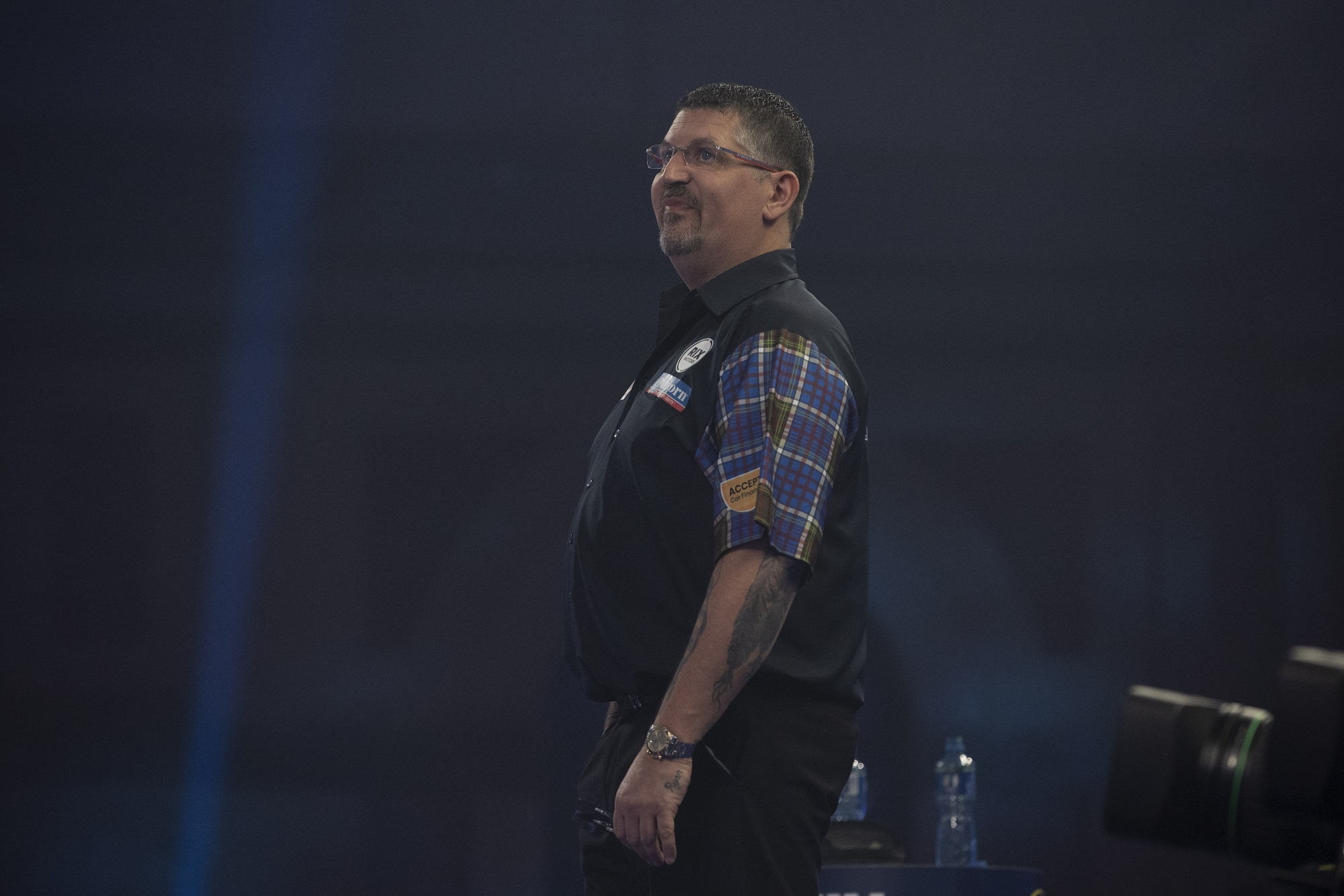 Gary Anderson takes a shot at Sky punditry team