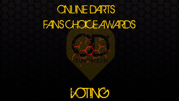 The Online Darts Fans Choice Awards