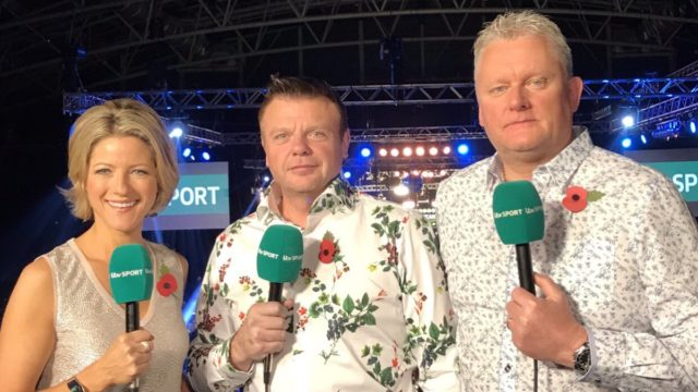 Chris Mason Expects UK Open to take place at Milton Keynes, behind closed doors.