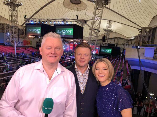 Chris Mason Expects UK Open to take place at Milton Keynes,