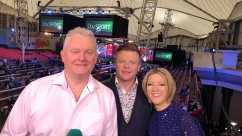 New ITV PDC TV Deal Agreed