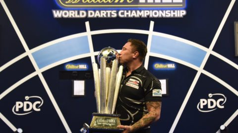 """World Darts Championship Analysis: """"After winning the most titles in 2020, it seems only fitting that Gerwyn Price lifted the biggest title of all"""""""