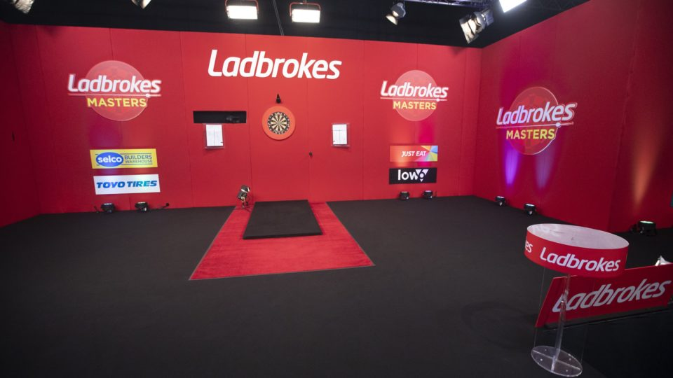 Ladbrokes Masters: Day Two Live Blog