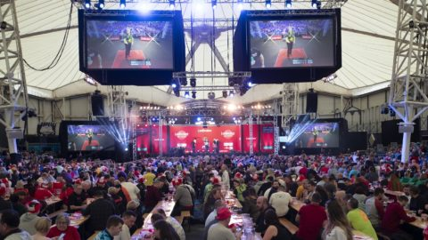 Draw made for first three rounds of 2021 UK Open