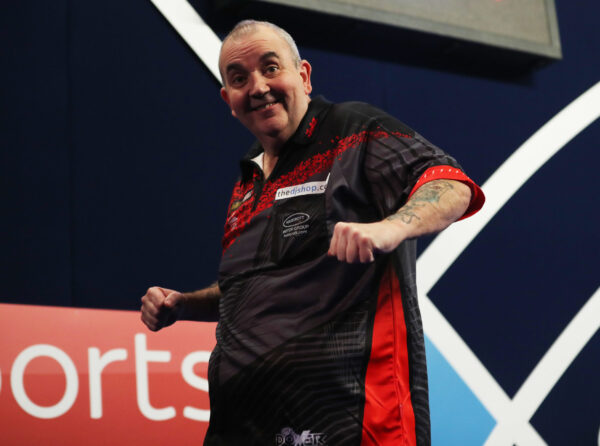 """Phil Taylor on Michael van Gerwen """"People are not frightened of him anymore."""""""