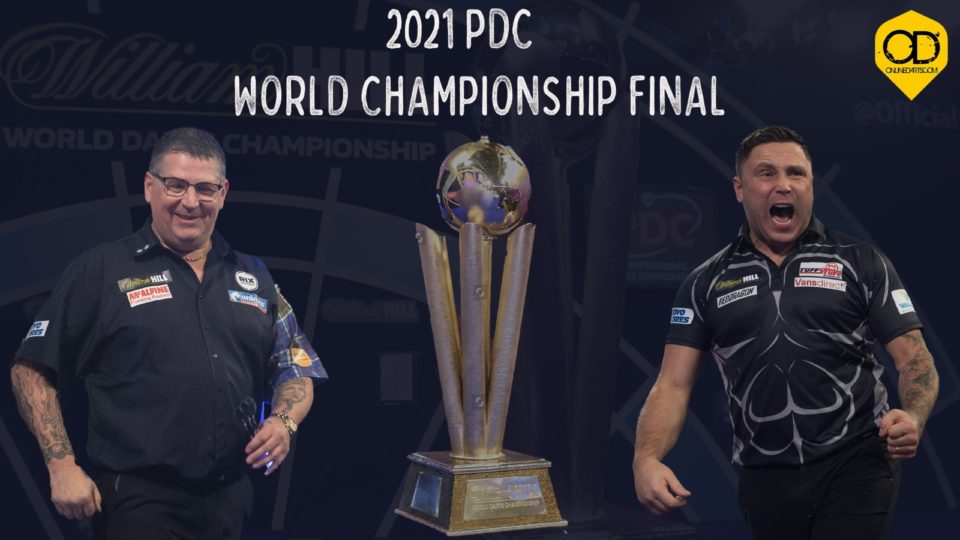 Price and Anderson to meet in World Darts Championship Final