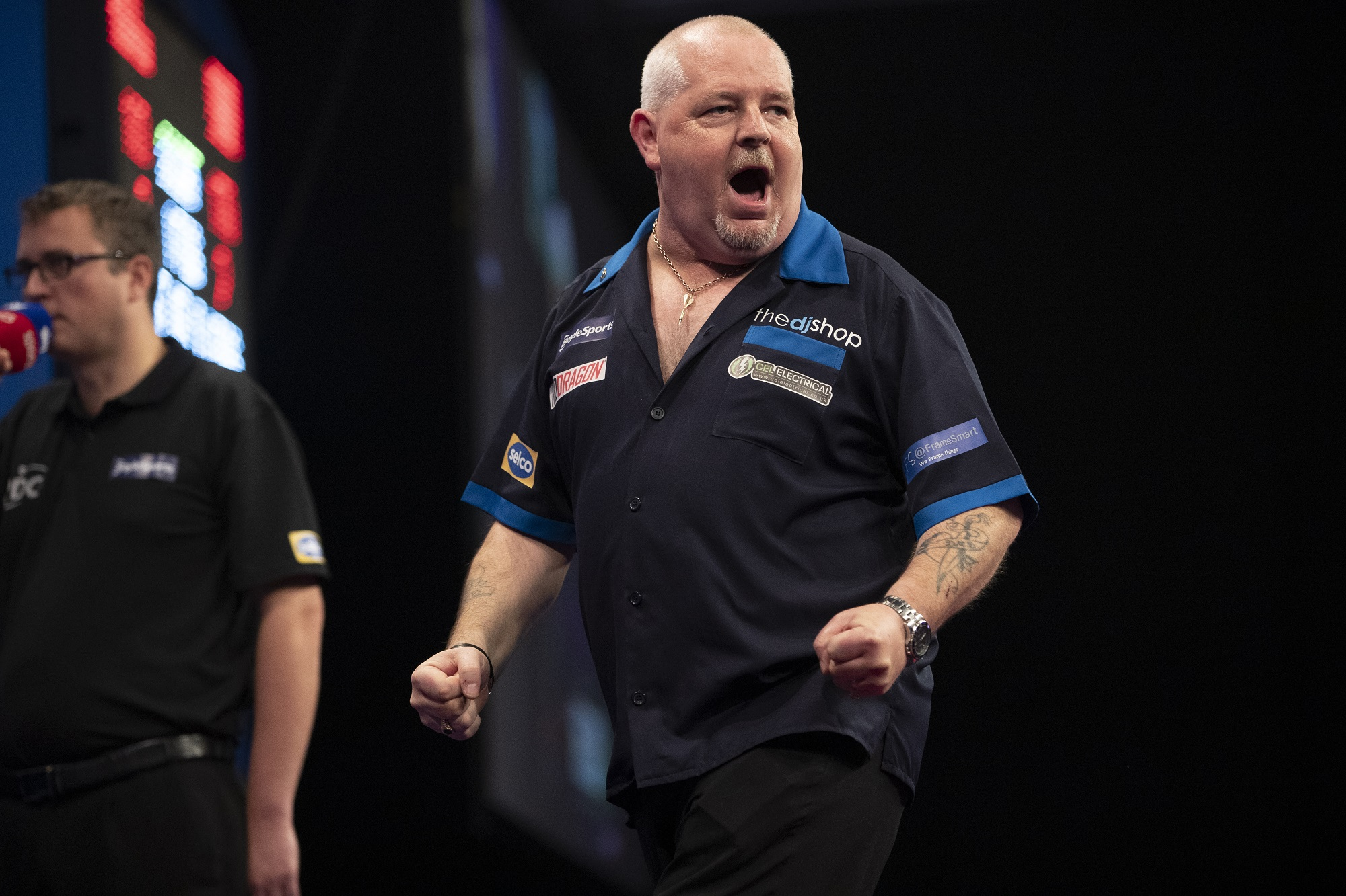 """Robert Thornton """"I can still mix it with the best."""""""