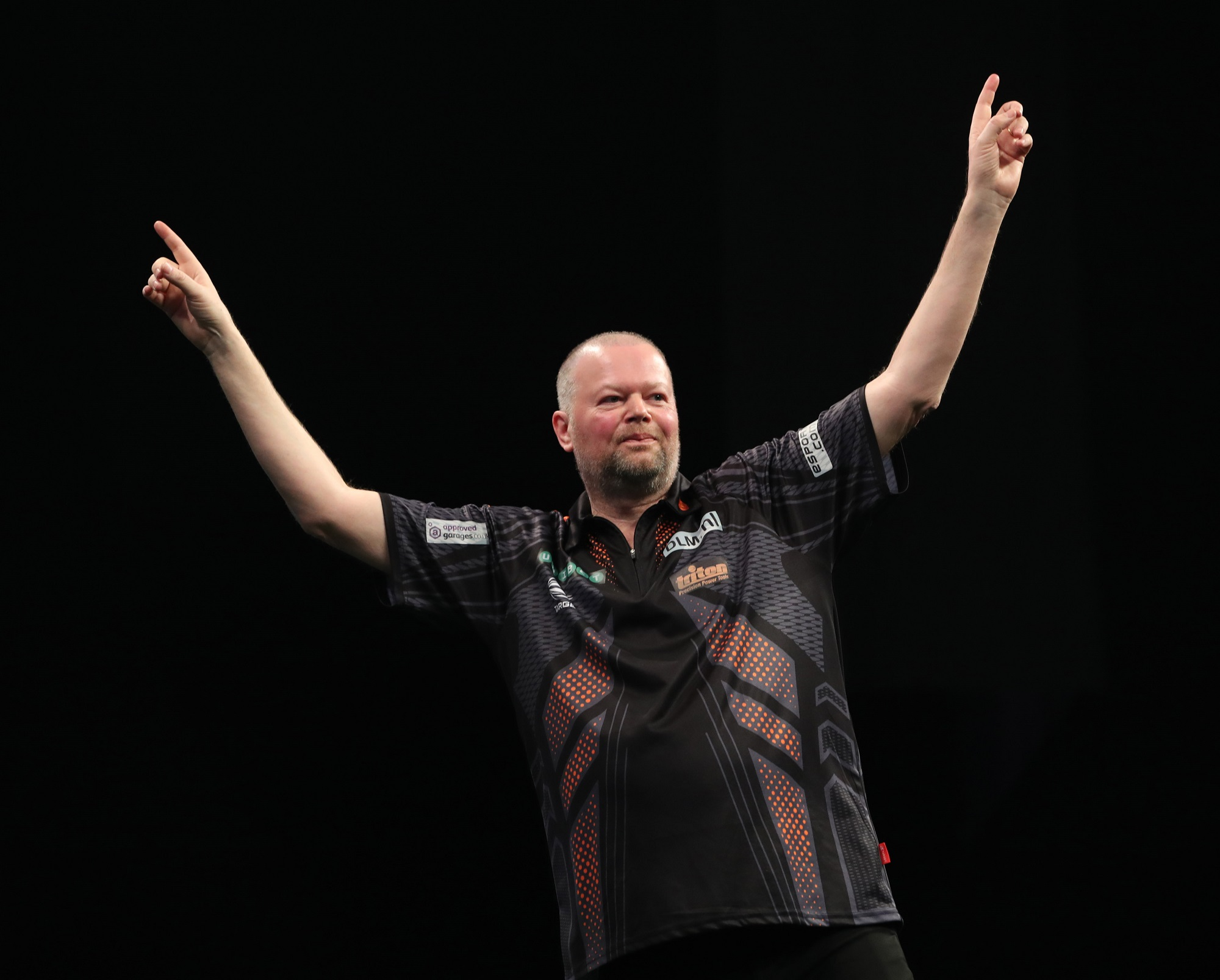 Now he's got through Q-School, what can we expect from Raymond van Barneveld?