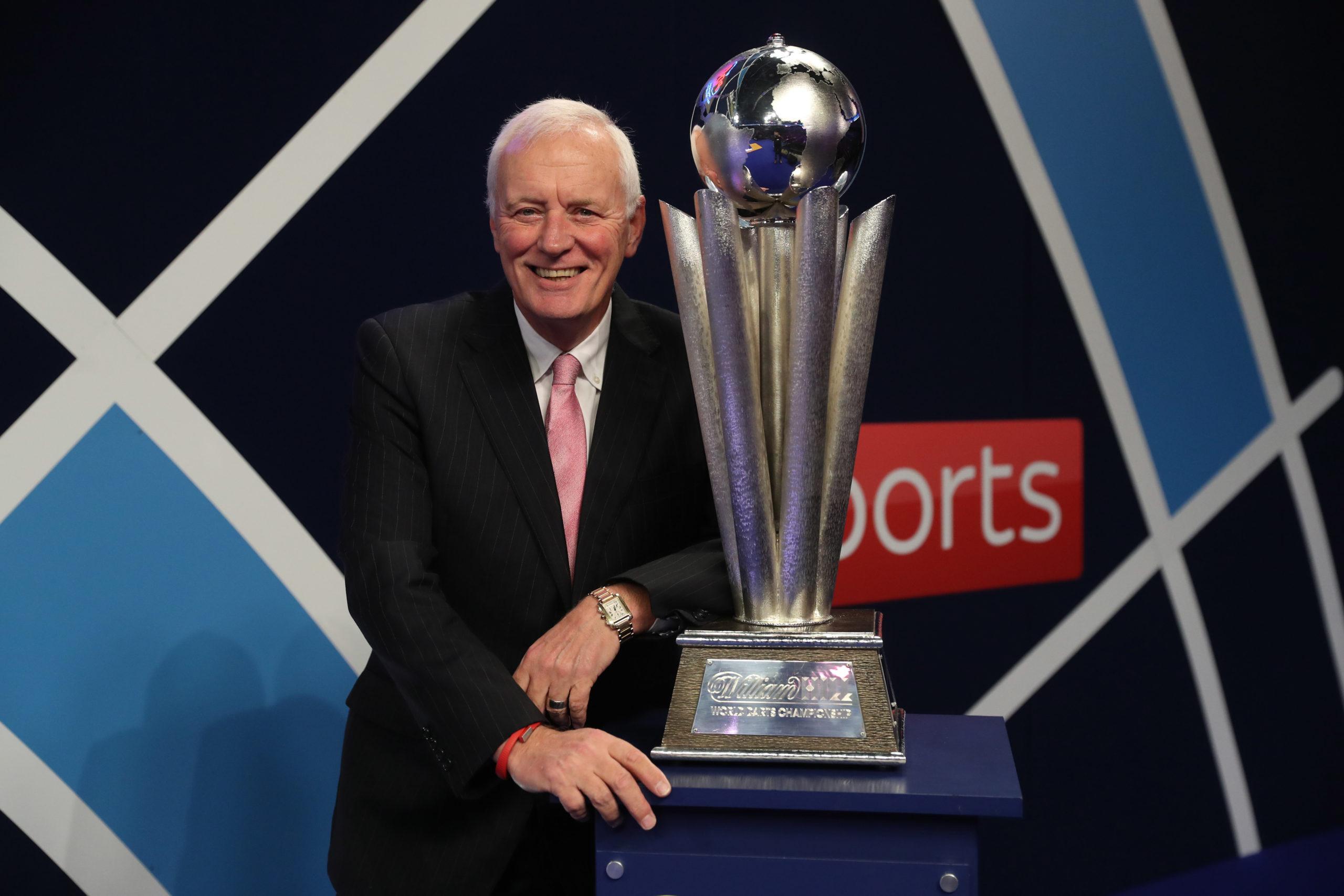 Barry Hearn steps down as Matchroom Sport chairman