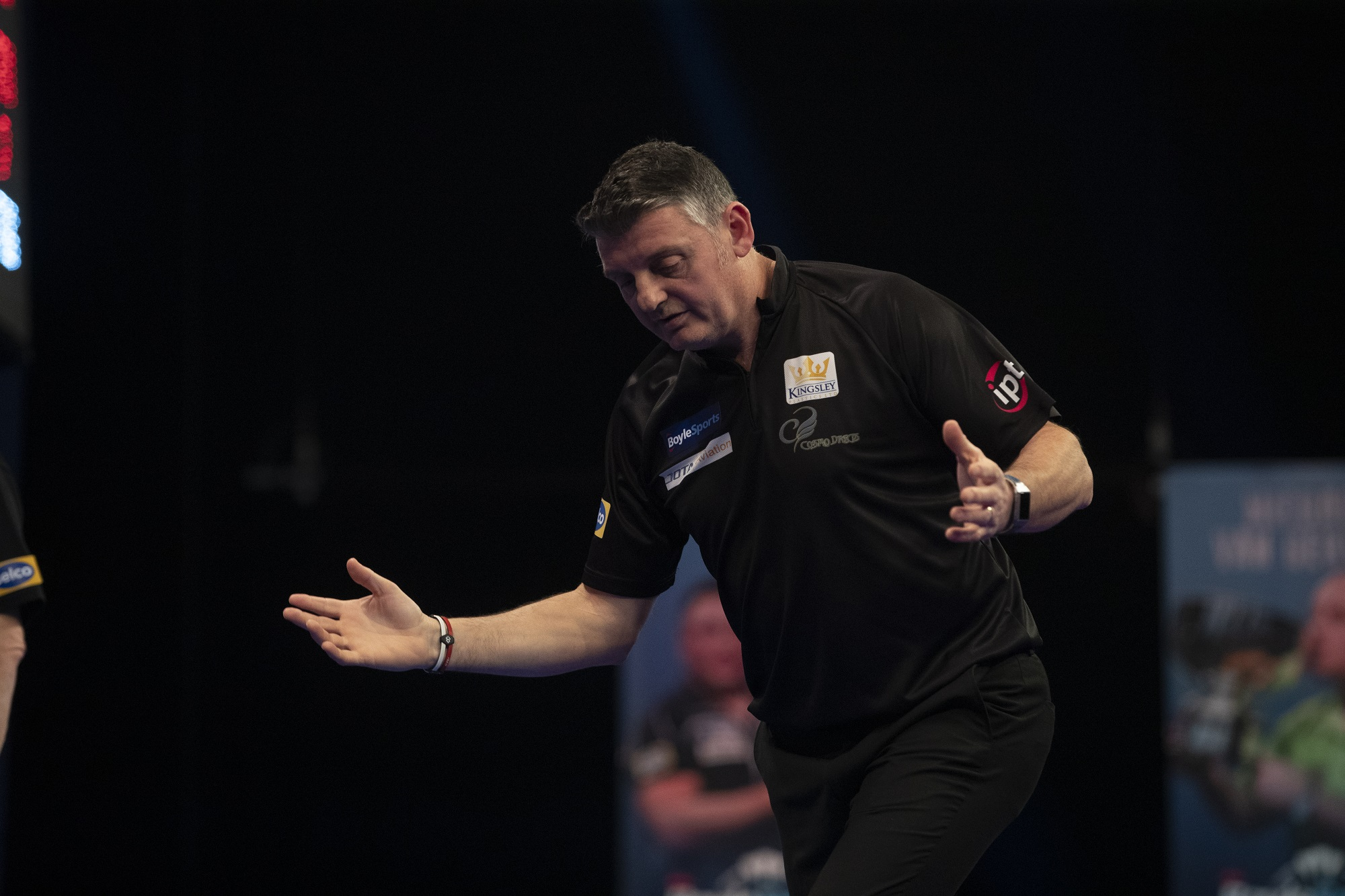 Justin Pipe will miss the Ladbrokes UK Open
