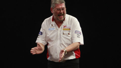 "Martin Adams ""We Buried it (The BDO) with Olly Croft'"