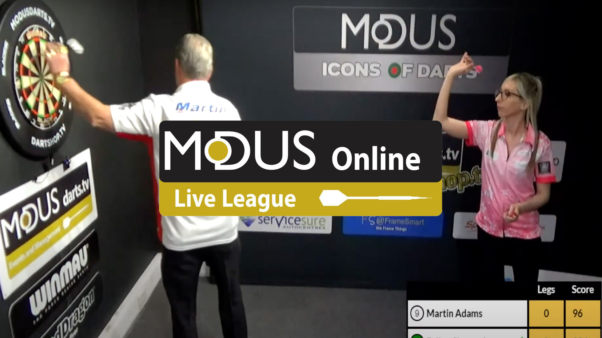 How To Watch The Modus Live League Online Darts